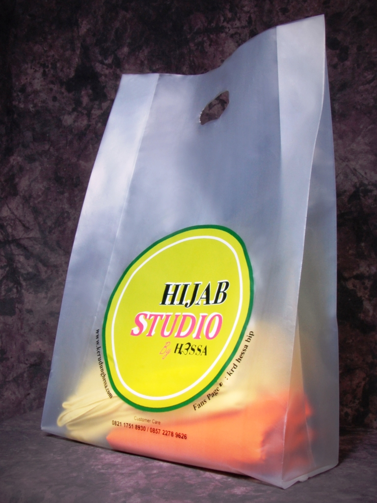 Supplier shopping-bag-hijab-studio